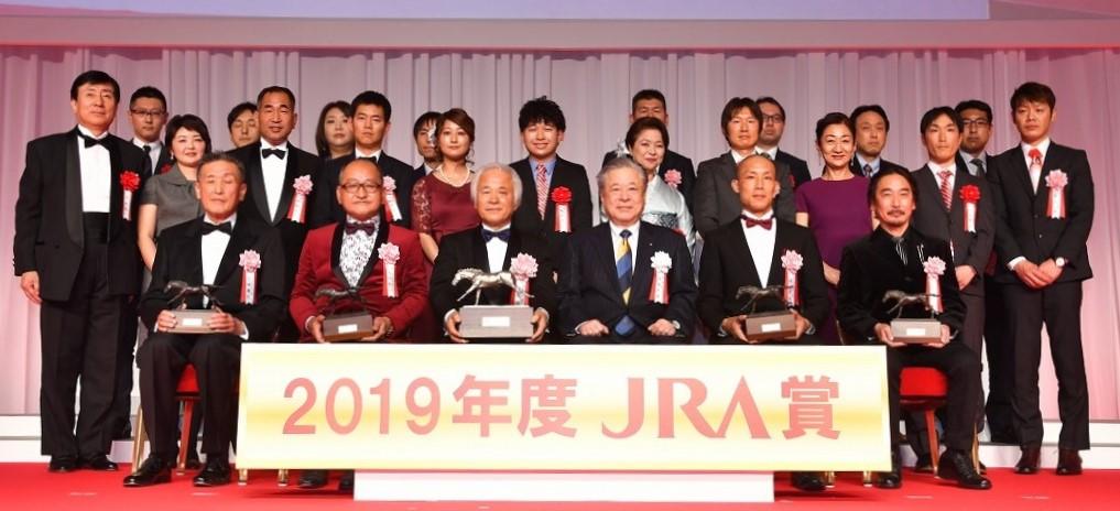 年度 代表 馬 2019 発表